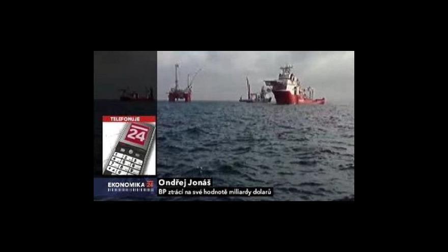 Video Telefonát Ondřeje Jonáše