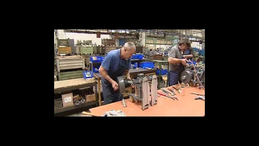 Video Češi příliš nedbají na bezpečnost práce