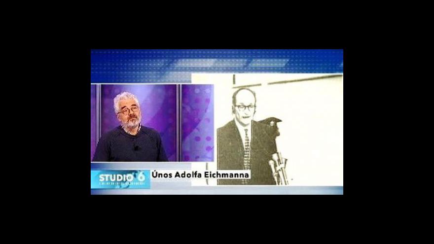 Video Leo Pavlát ve Studiu 6