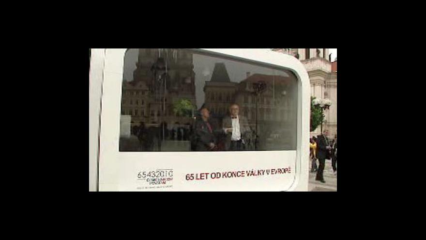 Video Na Staroměstském náměstí se otevírá Media Cube