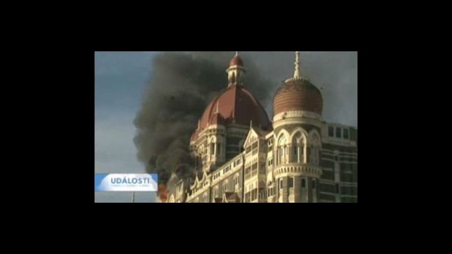 Video Soud určí bombajskému teroristovi trest