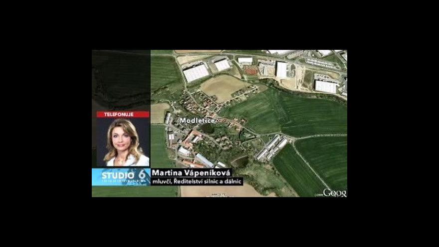 Video Rozhovor s Martinou Vápeníkovou