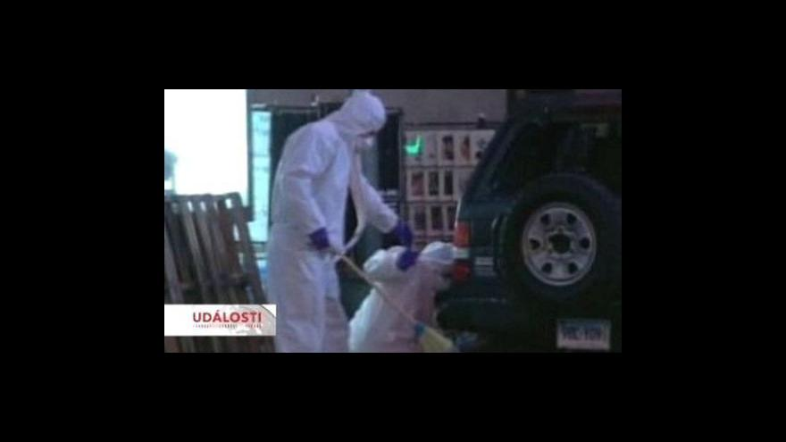 Video Pokus o teroristický útok v New Yorku