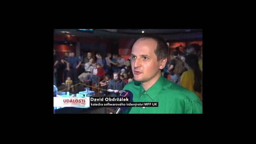 Video V Praze proběhlo klání Eurobot