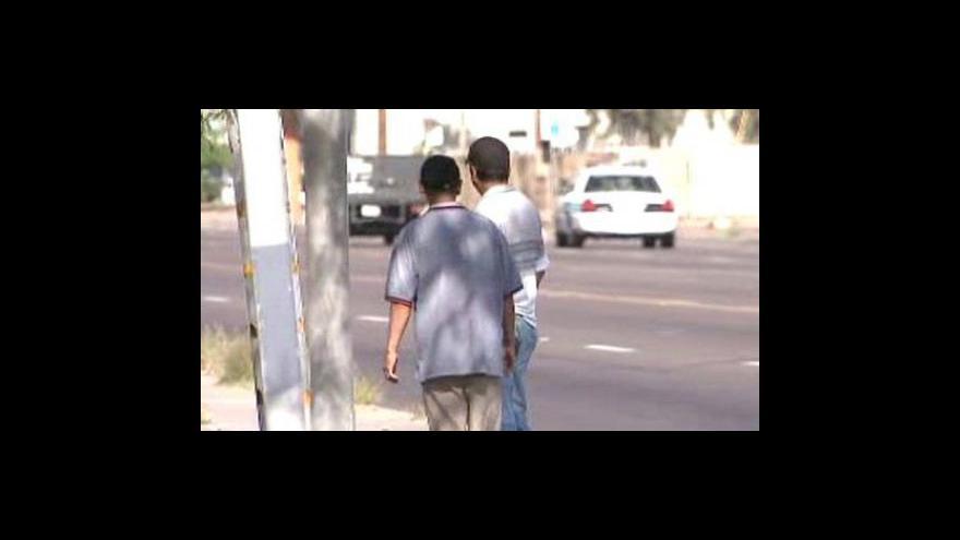 Video Protiimigrační zákon v Arizoně