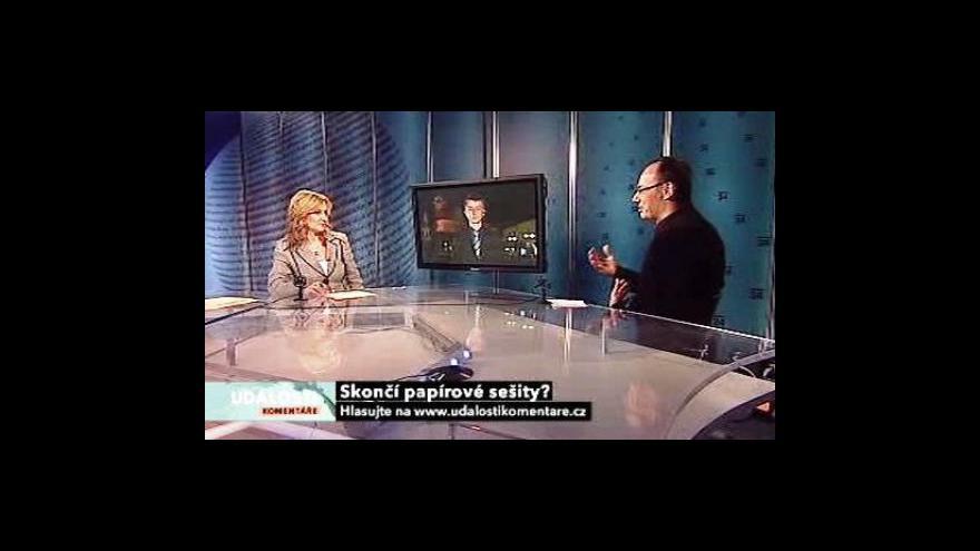 Video Rozhovor s Ondřejem Neumajerem a Jakubem Rožem