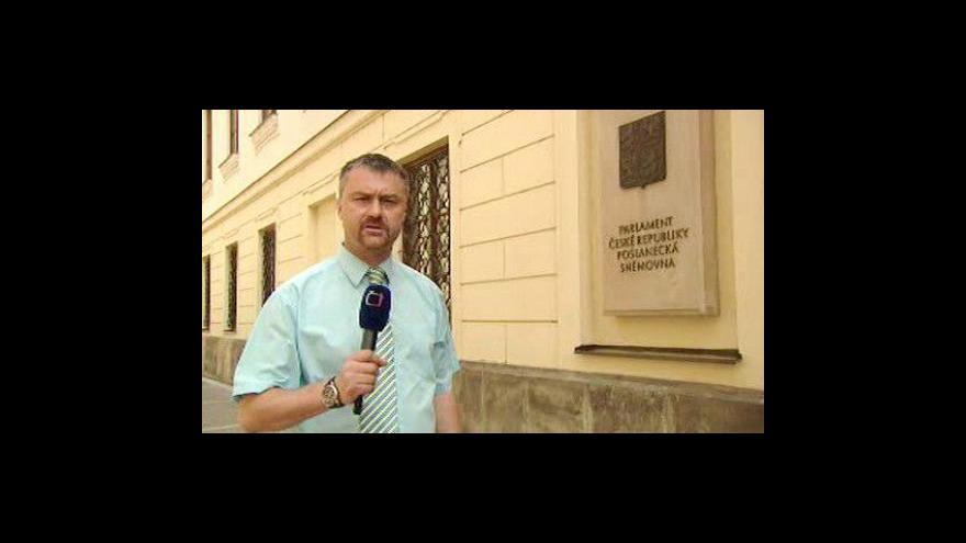 Video Reportáž Roberta Maleckého