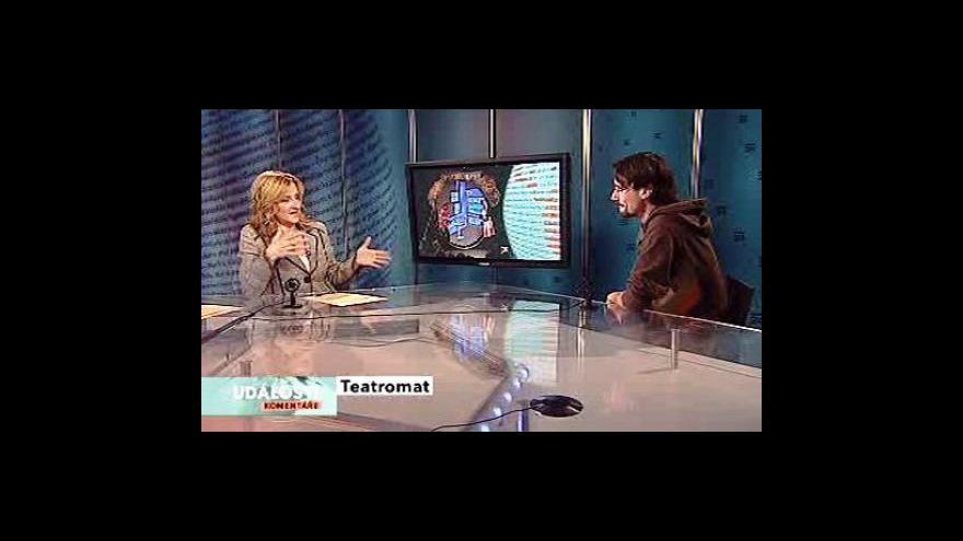 Video Rozhovor s Ondřejem Cihlářem