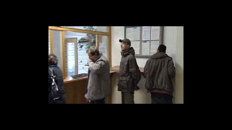 Video Nezaměstnanost v EU
