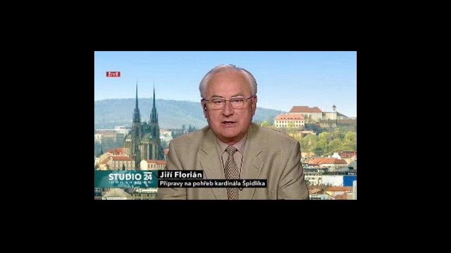 Video Rozhovor s Jiřím Floriánem