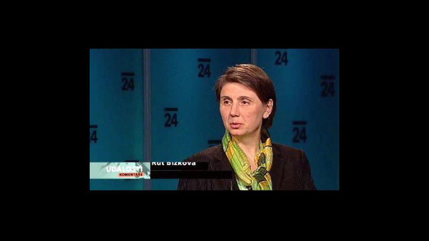 Video Rozhovor s Rut Bízkovou a Janem Rovenským