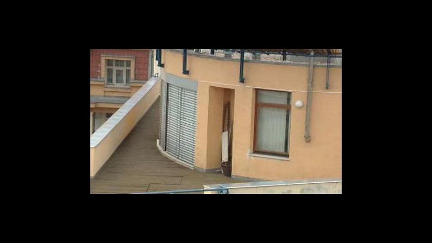 Video Policie obvinila Dohnala kvůli luxusnímu bytu