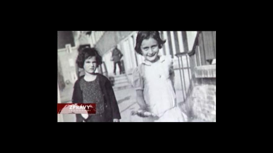 Video Muzeum Anny Frankové otevřeno již 50 let