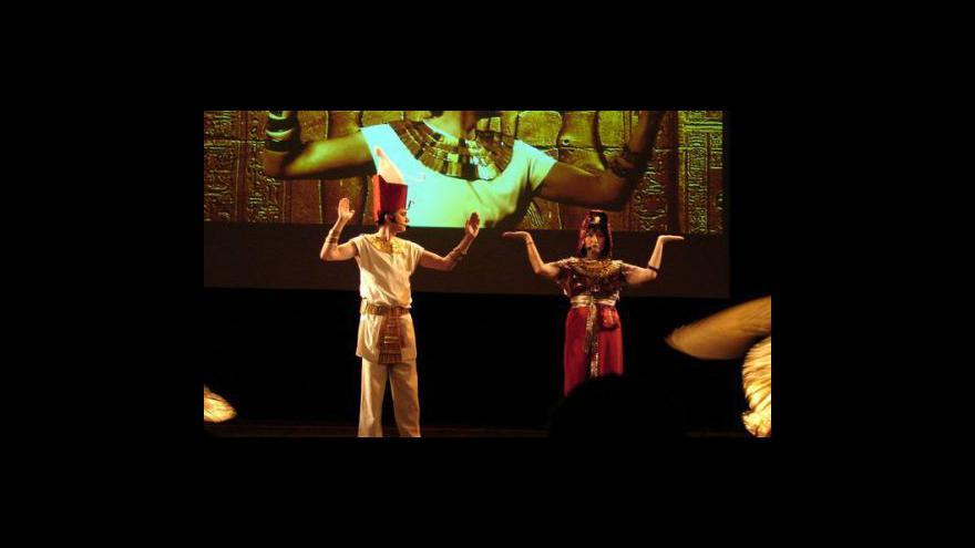 Video Egypt - příběh prince Amuna