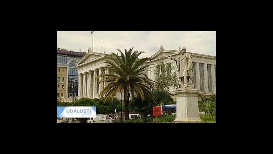 Video Řecko a Portugalsko ekonomicky klesají
