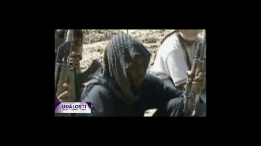 Video ABC zveřejnila záběry z Mutallabova výcviku