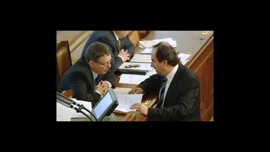 Video Sněmovně možná bude předsedat Zaorálek