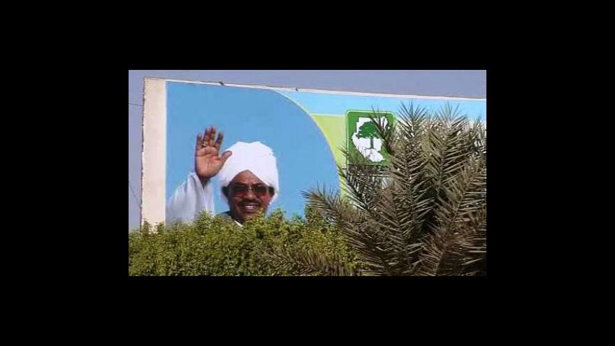 Video Súdán slaví Bašírovo vítězství