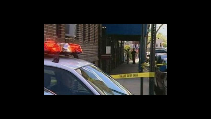 Video Hrdina bezdomovec vykrvácel na ulici