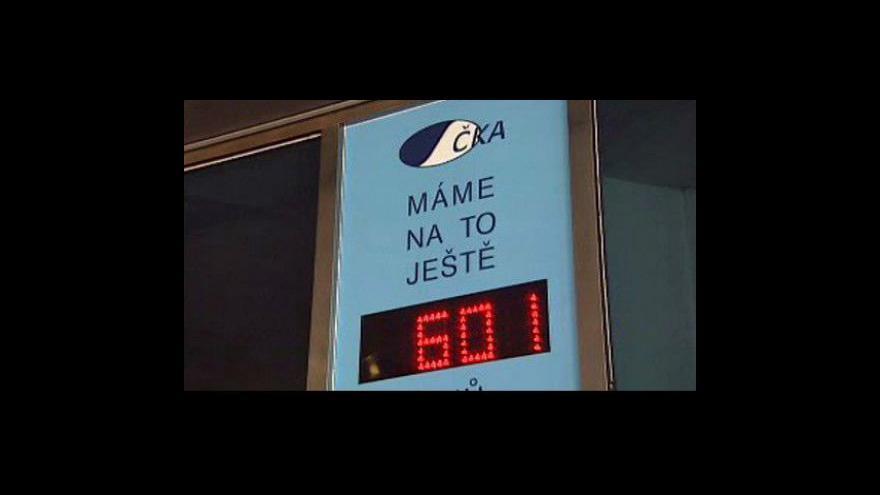 Video Studio ČT24 - Ztracená půlmiliarda z ČKA před soudem