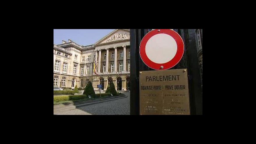 Video Světadíl o belgické vládní krizi