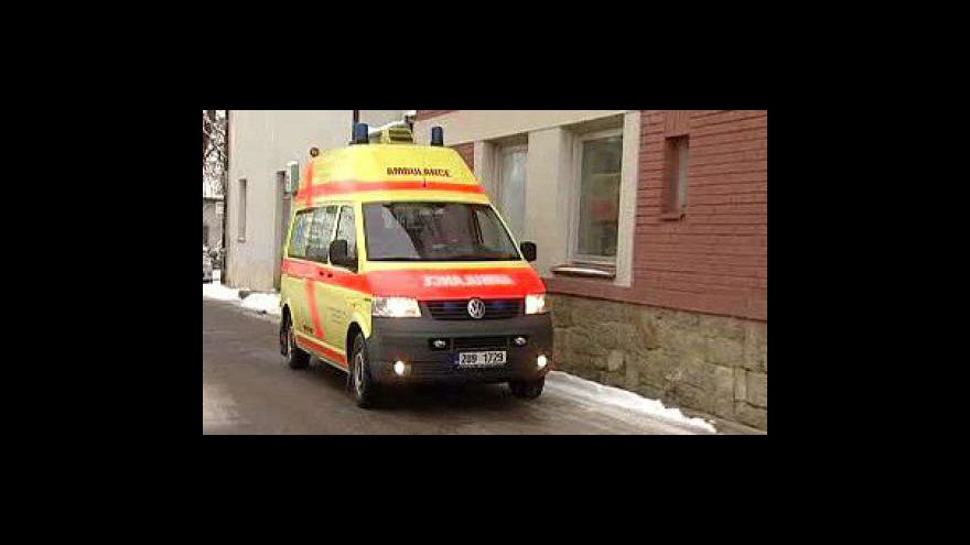 Video Reportáž a vstup Jana Stuchlíka