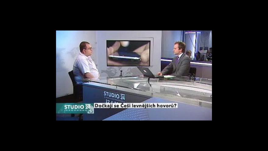 Video Rozhovor s Janem Lodlem