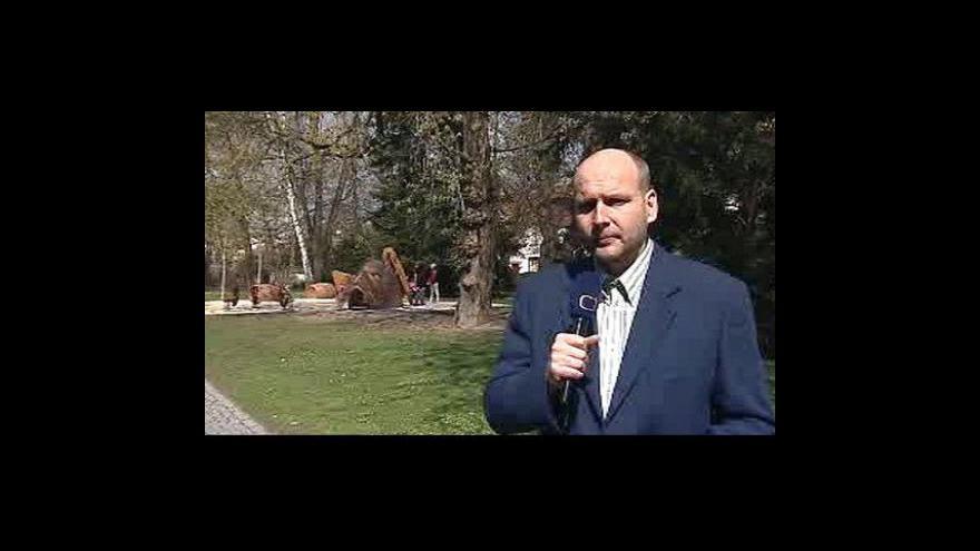 Video Reportáže Aleše Hazuky a Jana Dvořáka