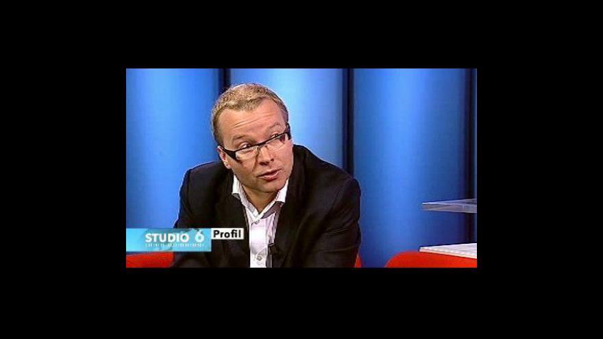 Video Rozhovor s Tomášem Chalupou