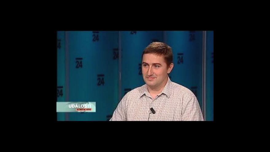 Video Rozhovor s Vladislavem Rapprichem