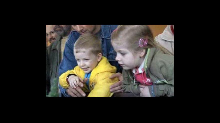 Video Reportáž Lenky Palátové