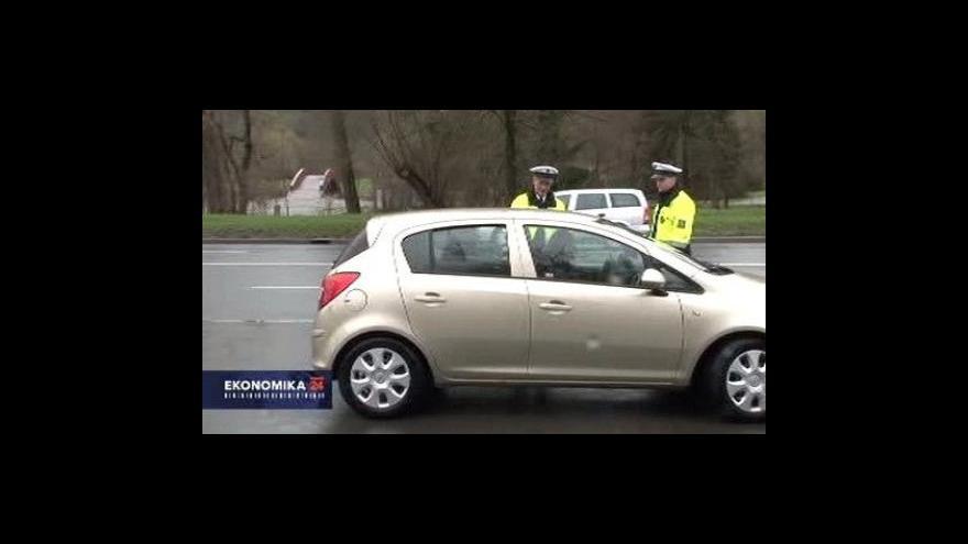 Video Nepojištěných aut ubývá