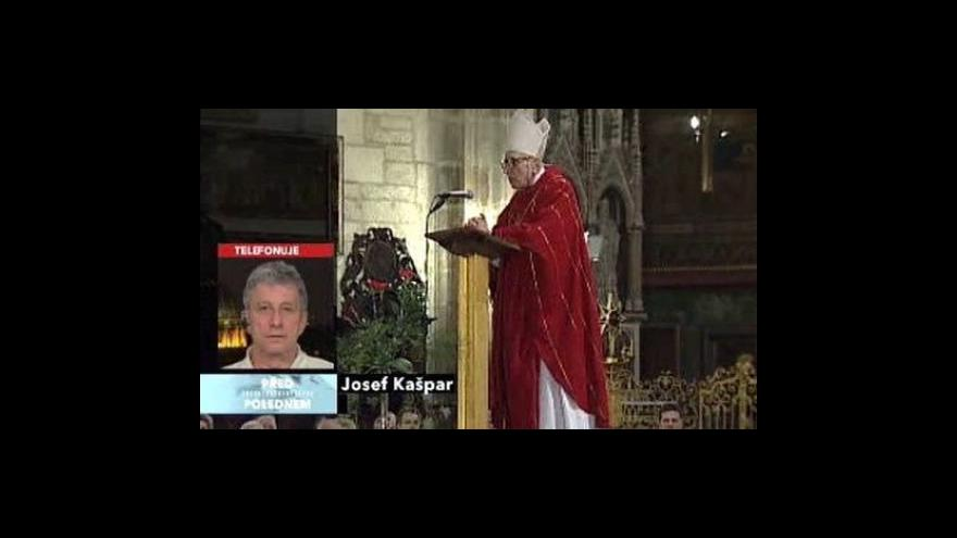 Video Před polednem o kardinálu Špidlíkovi
