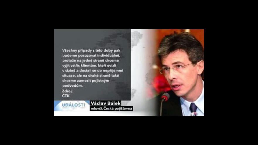 Video Reportáž Marty Machkové