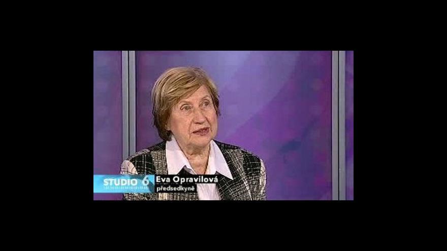 Video Rozhovor s Evou Opravilovou a Jindřichem Kitzbergerem