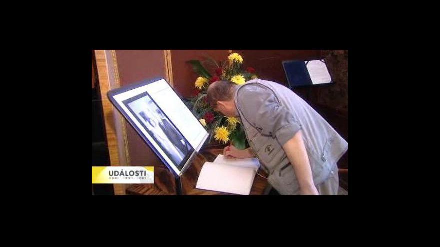 Video S Polskem drží smutek i Česko