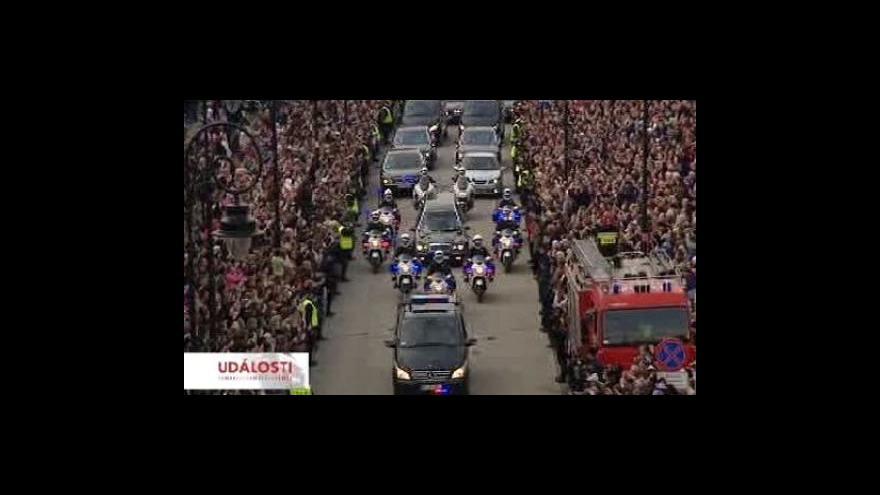 Video Krakow se chystá na pohřeb