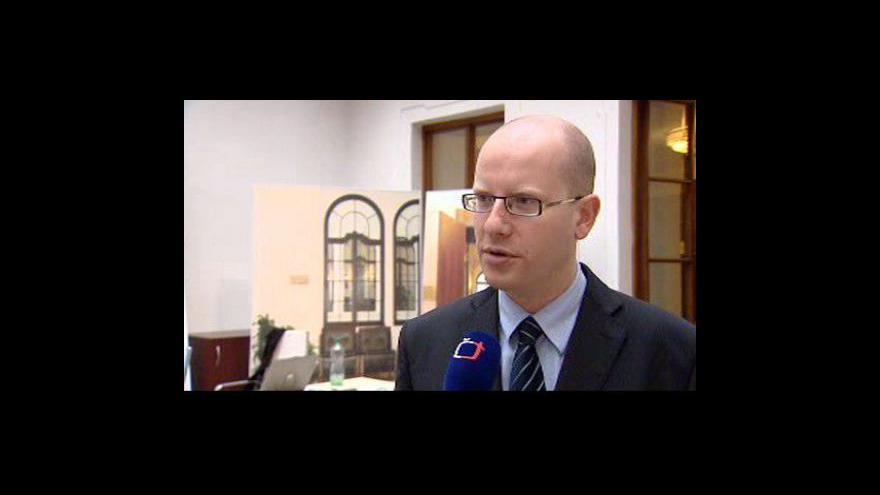 Video Reportáž Ladislava Dolanského