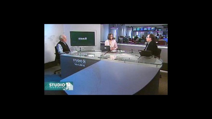 Video Studio ČT24: Soud s popíračem holocaustu
