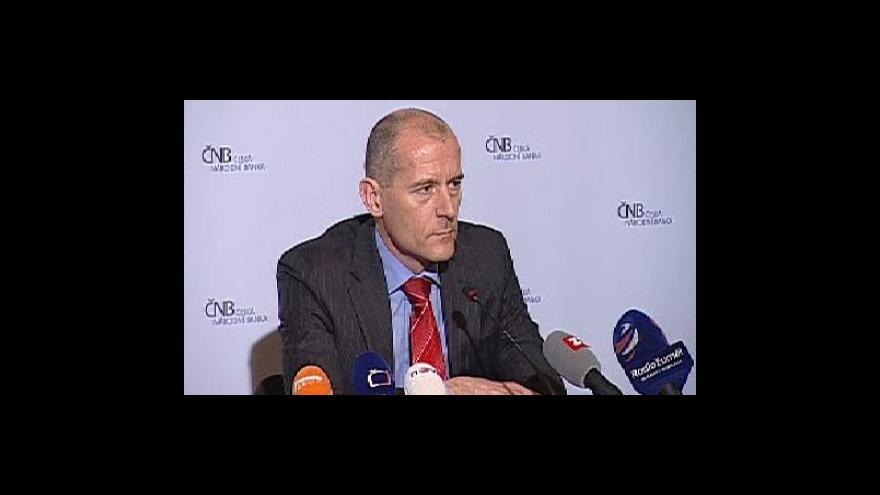 Video Brífink Zdeňka Tůmy k jeho rezignaci