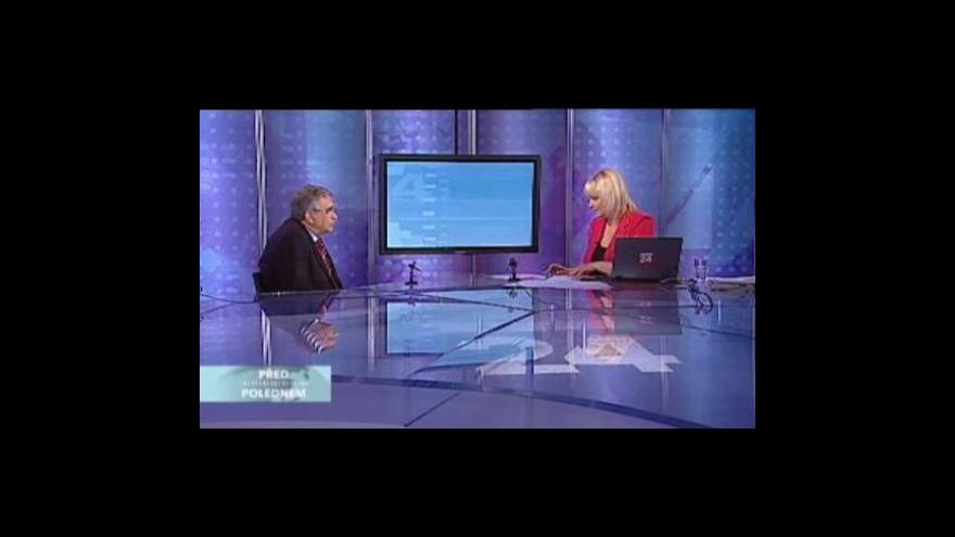 Video Rozhovor s Josefem Sykou