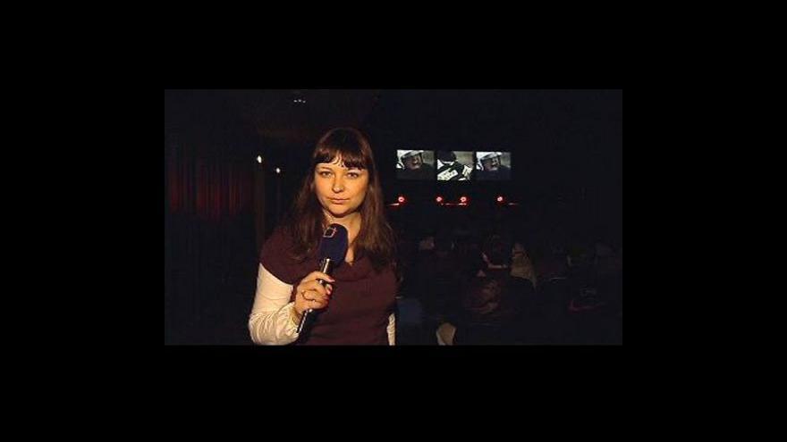 Video Reportáž Lucie Pokorné