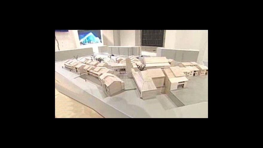 Video Z Galerie Jaroslava Fragnera informuje Barbora Peterová