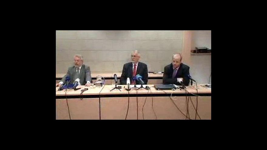 Video Brífink Jiřího Pernese