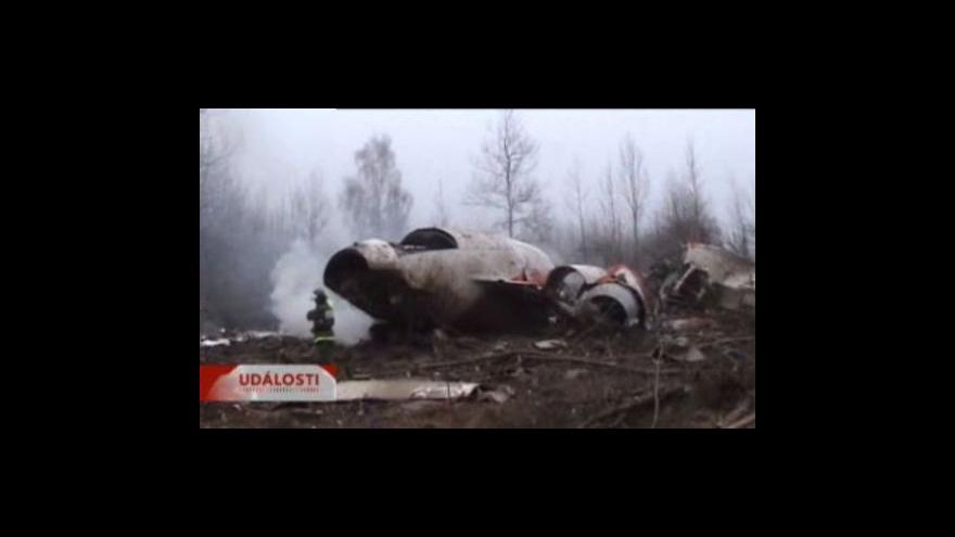 Video Kdy bude pohřeb, určí rodina Kaczyńského