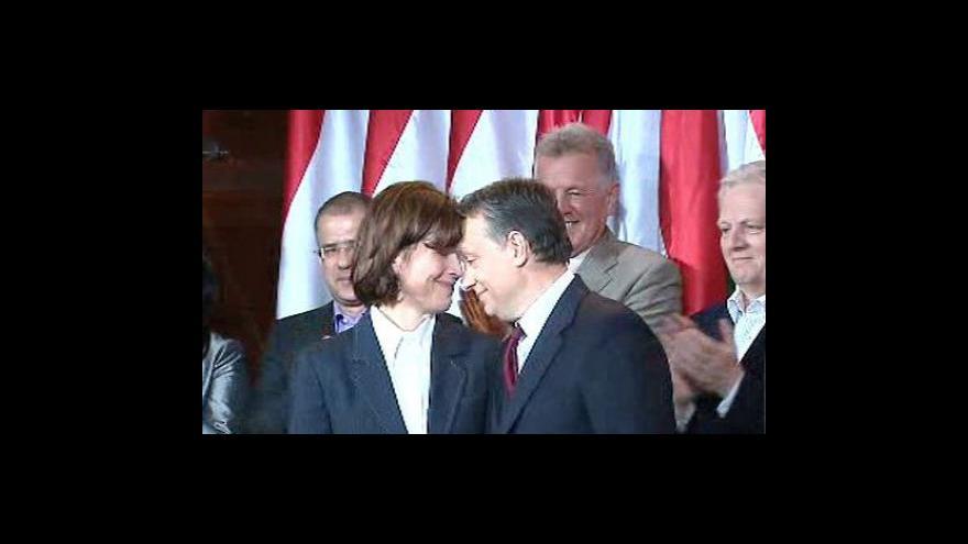 Video Reportáž Ladislava Kerekeše a Olgy Bakové