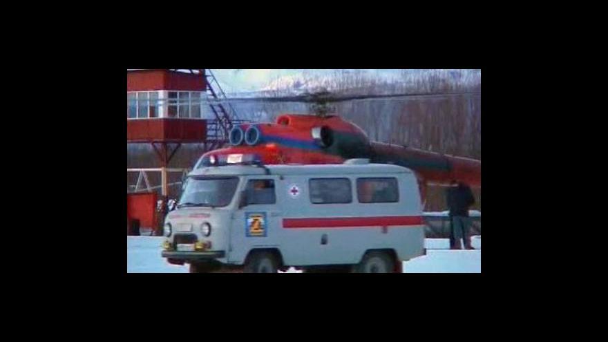 Video 10 turistů zemřelo na Kamčatce