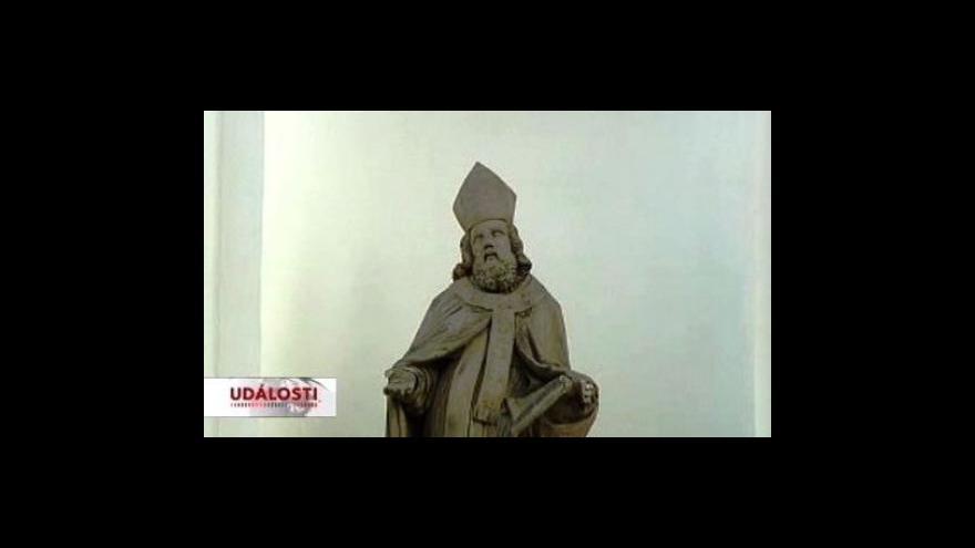 Video Po Vlkovi převezme svatovojtěšský stolec Duka