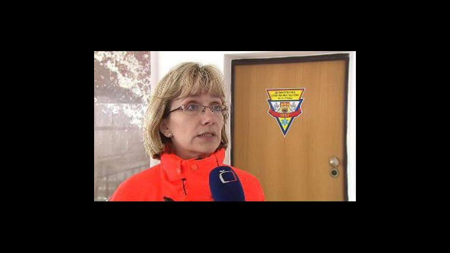 Video Reportáž Františka Kramarze a Terezy Krásenské