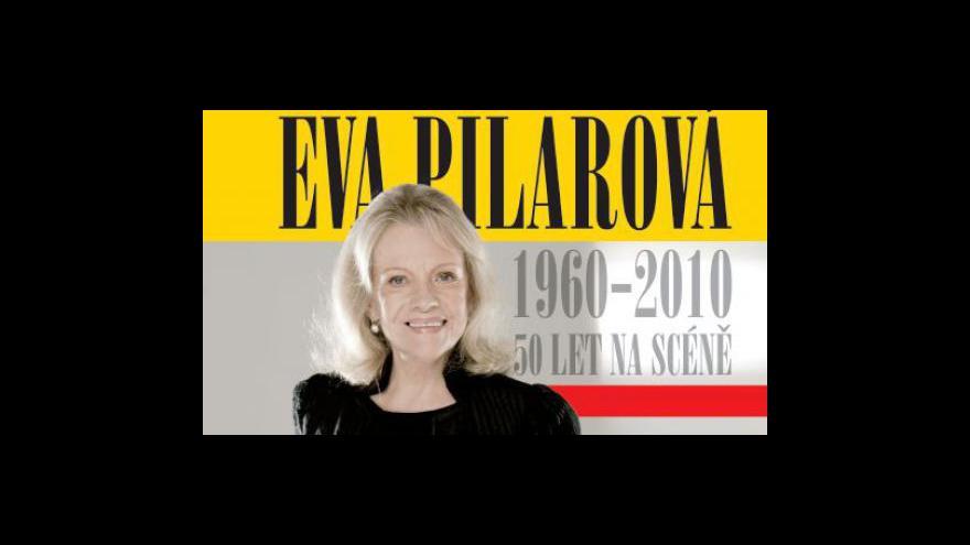 Video Eva Pilarová 50 let na scéně